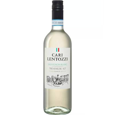 Вино Кари Лентоцци Совиньон Блан Тревенеция 2019 белое сухое (Cari Lentozzi Sauvignon Blanc Trevenezie IGT), 9,0-15,0 %