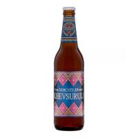 Пиво светлое пастеризованное Хевсурули Khevsuruli, 4.9%