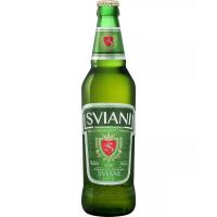Пиво светлое пастеризованное Свиани Sviani, 4.5%