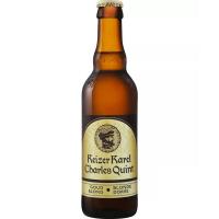 Пиво светлое фильтрованное пастеризованное Чарльз Квинт Блонд Доре/Кейзер Карел Гоуд Блонд (Charles Quint Blond Doree / Keizer Karel Goud Blond), 8,5 %