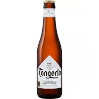 Пиво светлое нефильтрованное осветленное пастеризованное Тонгерло Люкс Блонд (Tongerlo Lux Blond), 6%