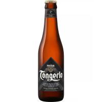 Пиво светлое нефильтрованное осветленное пастеризованное Тонгерло Приор Трипл (Tongerlo Prior Triple), 9 %