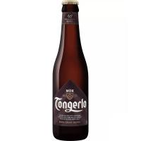 Пиво темное нефильтрованное осветленное пастеризованное Тонгерло Нокс Брайн (Tongerlo Nox Bruin), 6,5%