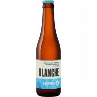 Пивной напиток фильтрованное пастеризованное Супер 8 Бланш (Super 8 Blanche), 5,1 %