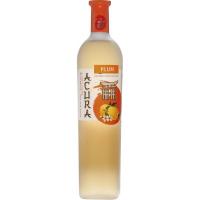 Напиток винный сладкий Акура Белая со вкусом сливы (Acura White with Plum flavour), 8,5%