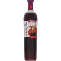 Напиток винный сладкий Акура Красная со вкусом сливы (Acura Red with Plum flavour), 8,5%