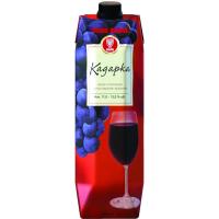 Вино Кадарка красное полусладкое (Kadarka semisweet red wine Series Uno), 9,1-13 % т/пак