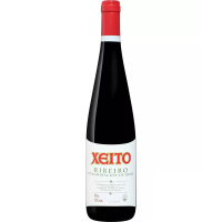 Вино Шеито Рибейро 2019 красное сухое (XEITO RIBEIRO RED DRY), 9-15 %