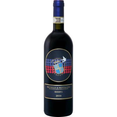 Вино Брунелло ди Монтальчино Ризерва выдержанное 2010сухое красное (Brunello di Montalcino Riserva), 13,5 %