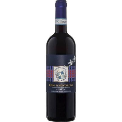 Вино Россо ди Монтальчино 2017 сухое красное (Rosso di Montalchino), 13 %