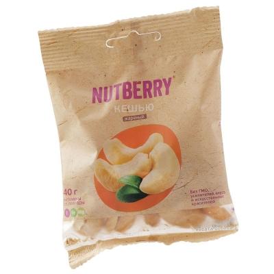 Кешью Nutberryжареный