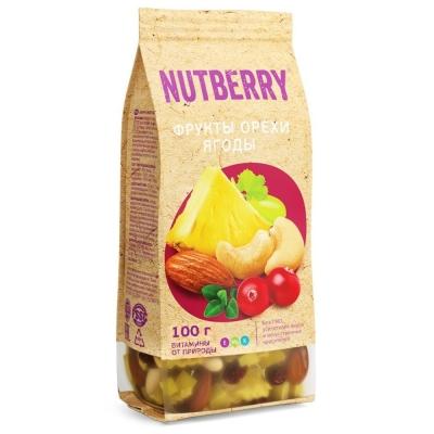 СмесьNutberry Орехифруктыягоды