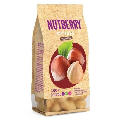 Фундук Nutberry жареный