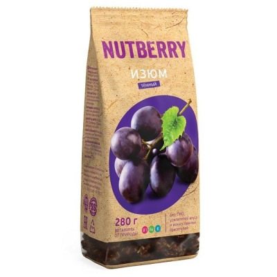ИзюмNutberry темный