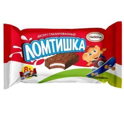 Десерт Акконд Ломтишка глазированный