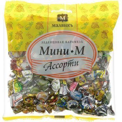Карамель Малвикъ Мини-М