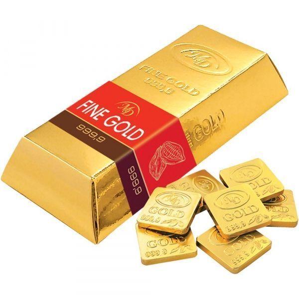 Шоколад Слитки Монетный двор