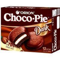 Печенье Орион Чоко Пай Дарк