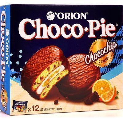 Печенье Орион Чоко Пай Чокочип