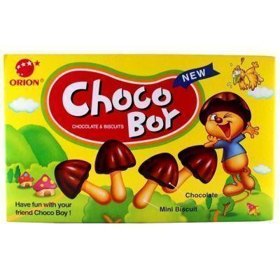 Печенье Орион Чоко Бой