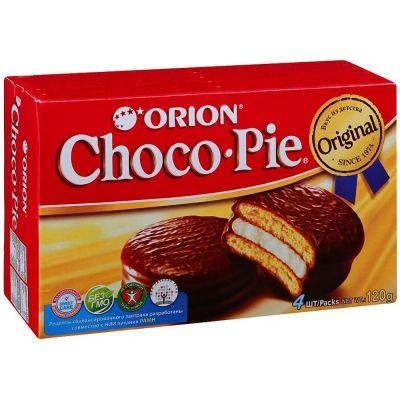 Печенье Орион Чоко Пай