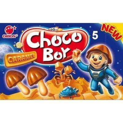 Печенье Орион Чоко Бой Карамель