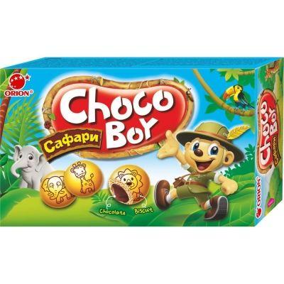 Печенье Орион Чоко Бой Сафари