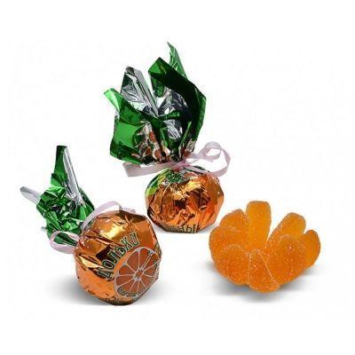 Мармеладные дольки Sweetexim со вкусом апельсина