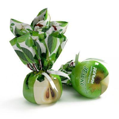 Мармеладные дольки Sweetexim со вкусом яблока