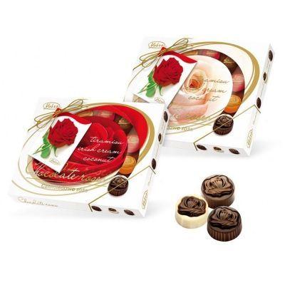 Набор конфет Вобро Шоколадные Розы Chocolate Roses