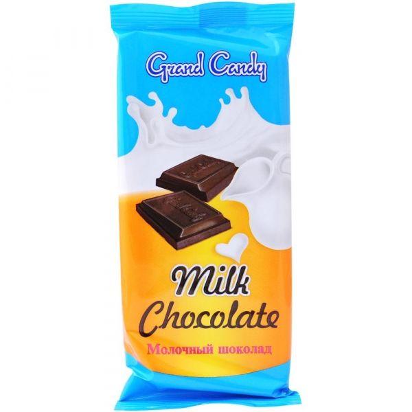 Молочный шоколад Гранд Кенди