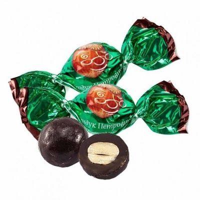 Конфеты Фундук в молочной шоколадной глазури