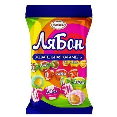 Карамель жевательная Акконд ЛяБон