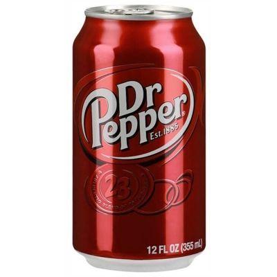 Напиток Доктор Пеппер 23 классик ж/б