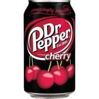 Напиток Доктор Пеппер Вишня ж/б