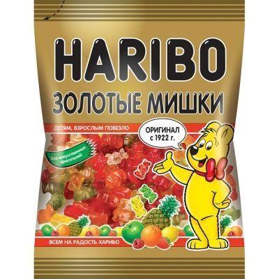 Мармелад Харибо Золотой Мишка