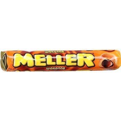 Жевательные конфеты Meller Шоколад