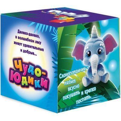 Драже сахарное в Кубе с игрушкой Чудо-Юдики