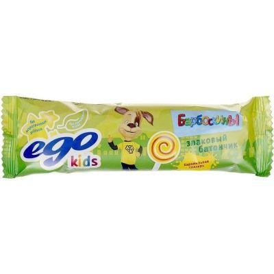 Батончик-мюсли EGO KIDS 'Карамельная глазурь'