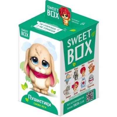 Мармелад с игрушкой в коробочке СВИТБОКС СКАЗКИ ЛЕСА