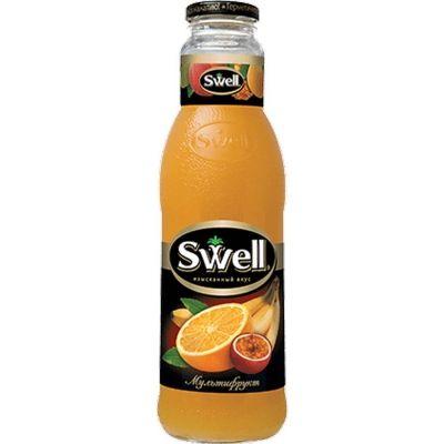 Сок Swell Мультифрукт для детского питания