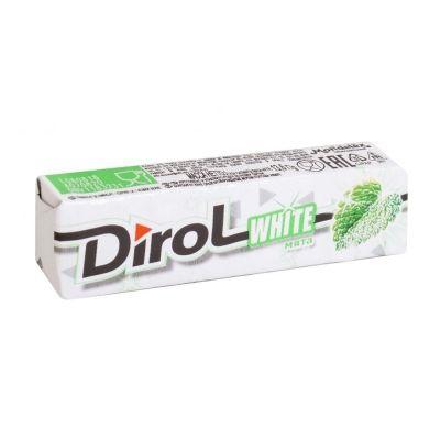 Жевательная резинка Дирол White Мята