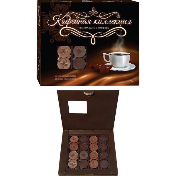 Конфеты шоколадные ассорти ручной работы