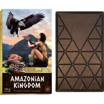 Шоколад 'Амазонки' горький