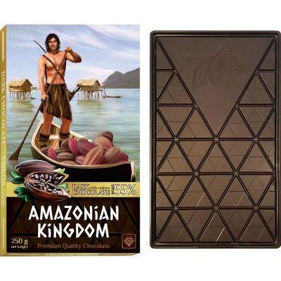 Шоколад 'Амазонки' темный с кешью