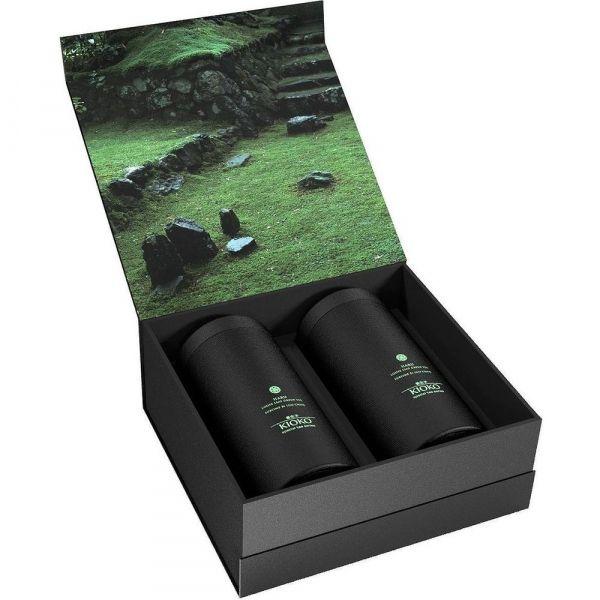 Набор зелёного чая KIOKO TOMIKO ESSENCE Сад камней