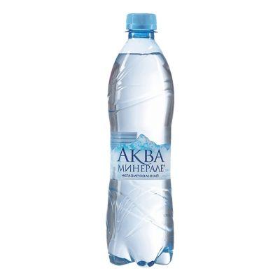 Вода Аква Минерале без газа