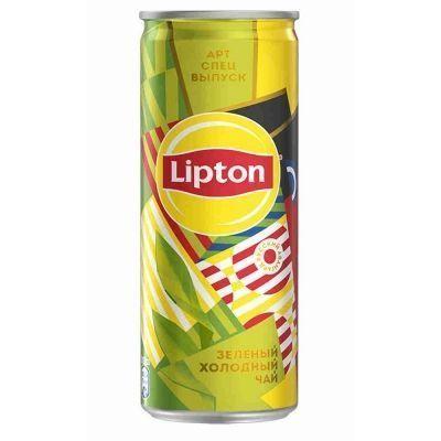 Чай холодный Липтон Зеленый