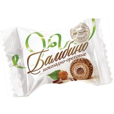 Конфеты 'Бамбино' шоколадно-ореховые