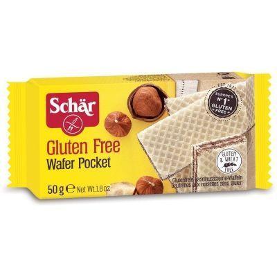 Батончик вафельный Schaer 'Wafer Pocket'